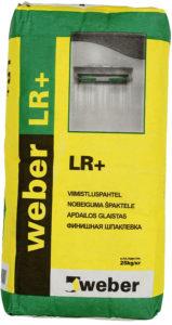 WEBER LR+